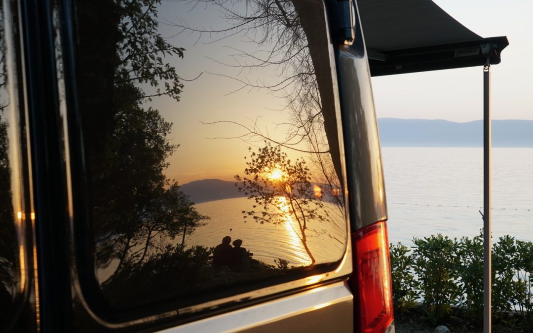 Making the Most of your Motorhome. Or Camper Van