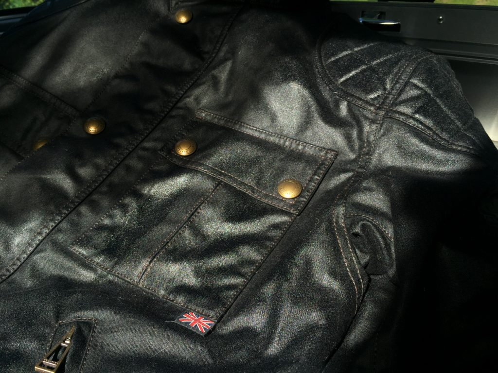 Belstaff Jacket quality